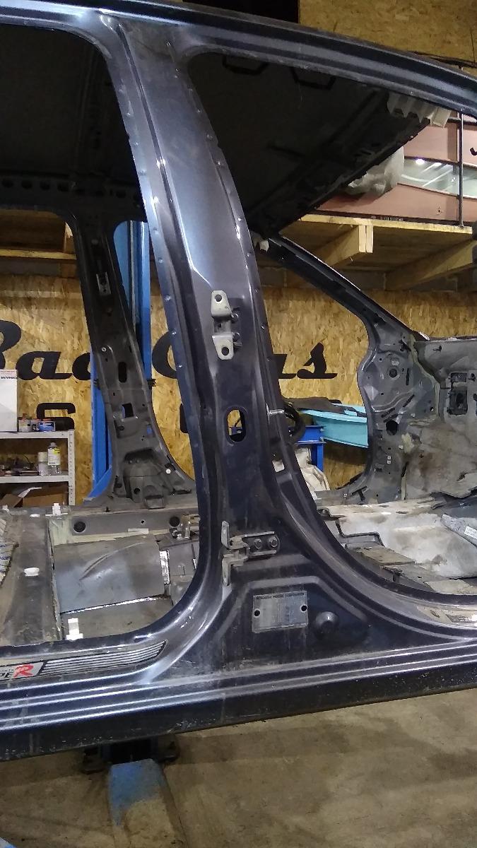 Стойка кузова Mitsubishi Lancer CY3A 4B10 2008 правая