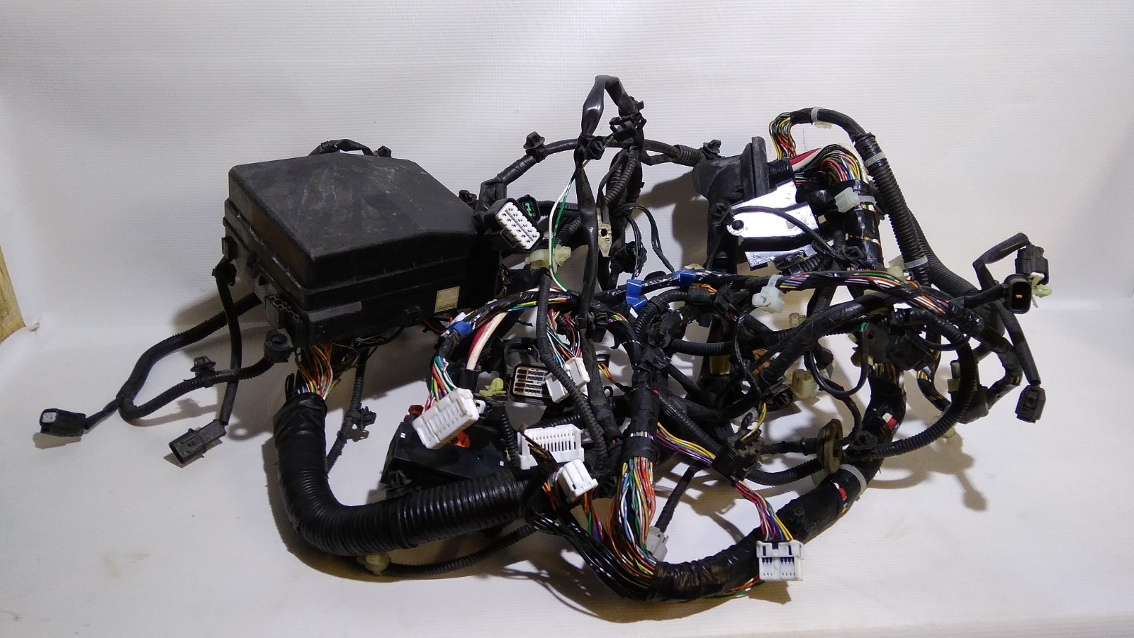 Проводка (коса) подкапотная Mitsubishi Galant Fortis CY4A 4B11 2007