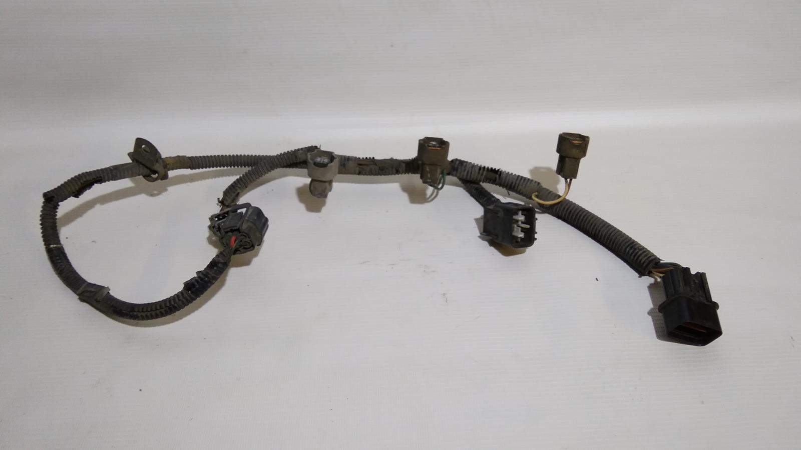 Проводка форсунок Mitsubishi Pajero Io H76W 4G93 2000