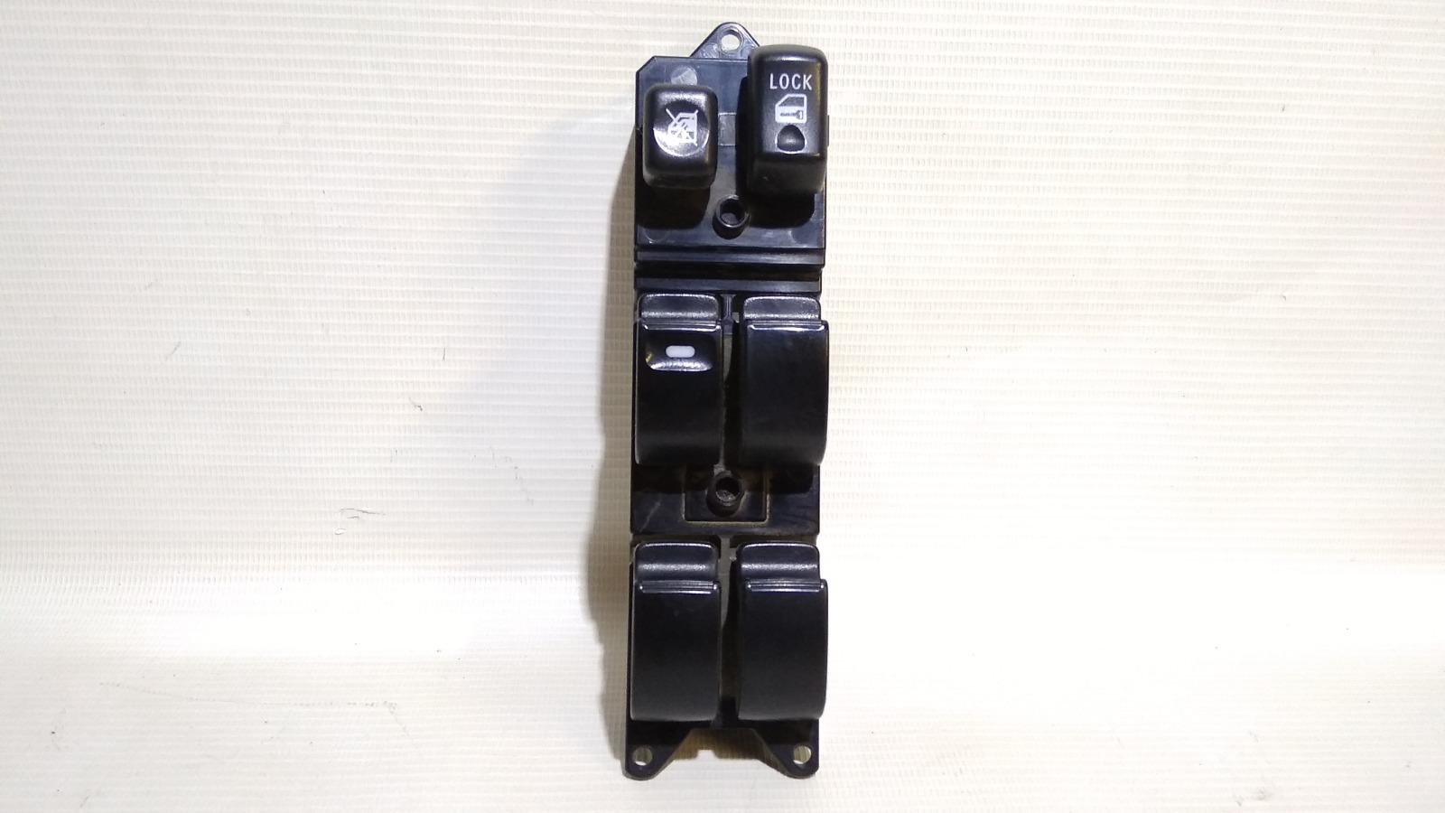 Блок управления стеклоподъемниками Mitsubishi Lancer CY3A 4B10 2008 передний левый