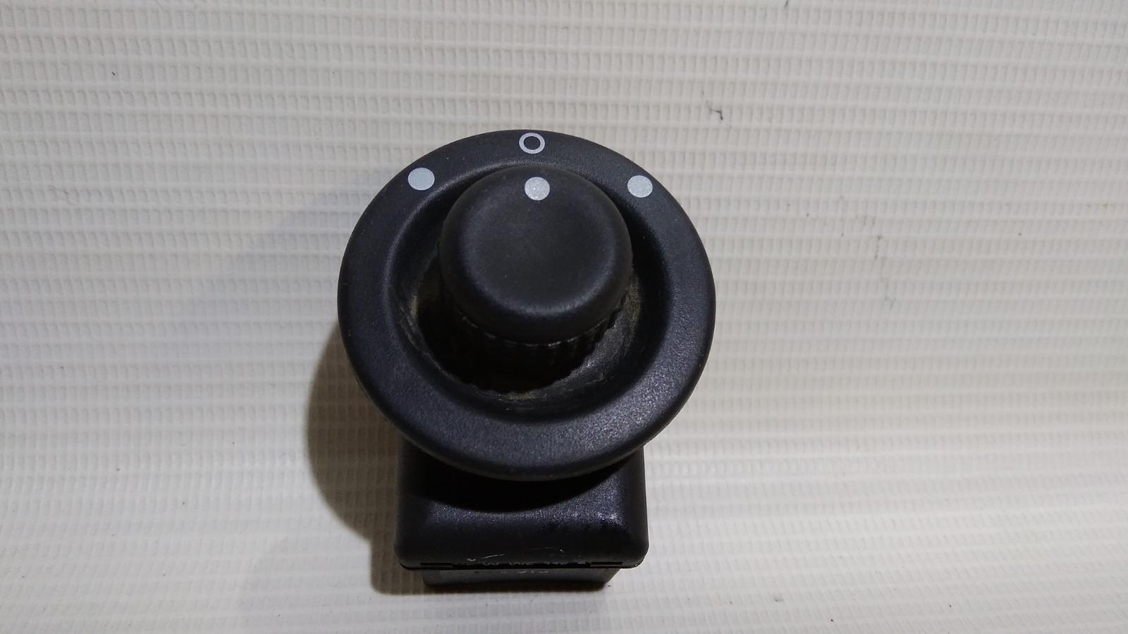 Блок управления зеркалами Renault Logan LS0G K7M 2005