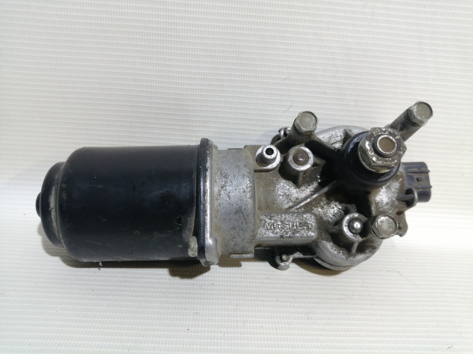 Мотор стеклоочистителя Honda Civic 5D FK2 R18A2 2005 передний