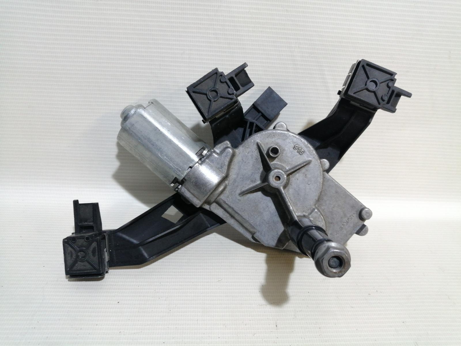 Мотор стеклоочистителя Peugeot 207 WC TU3A 2006 задний