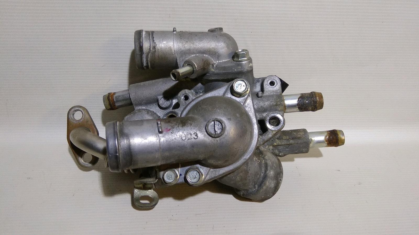 Корпус термостата Mitsubishi Lancer CY4A 4B11 2007