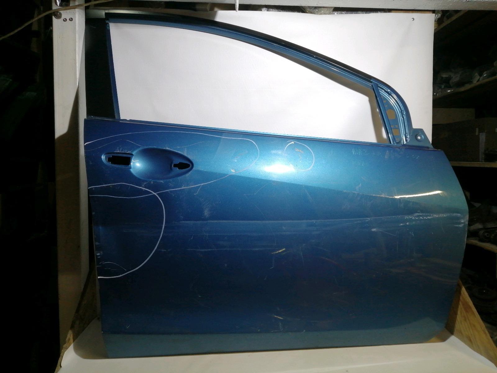 Дверь Mazda Mazda 2 DE ZY-VE 2007 передняя правая