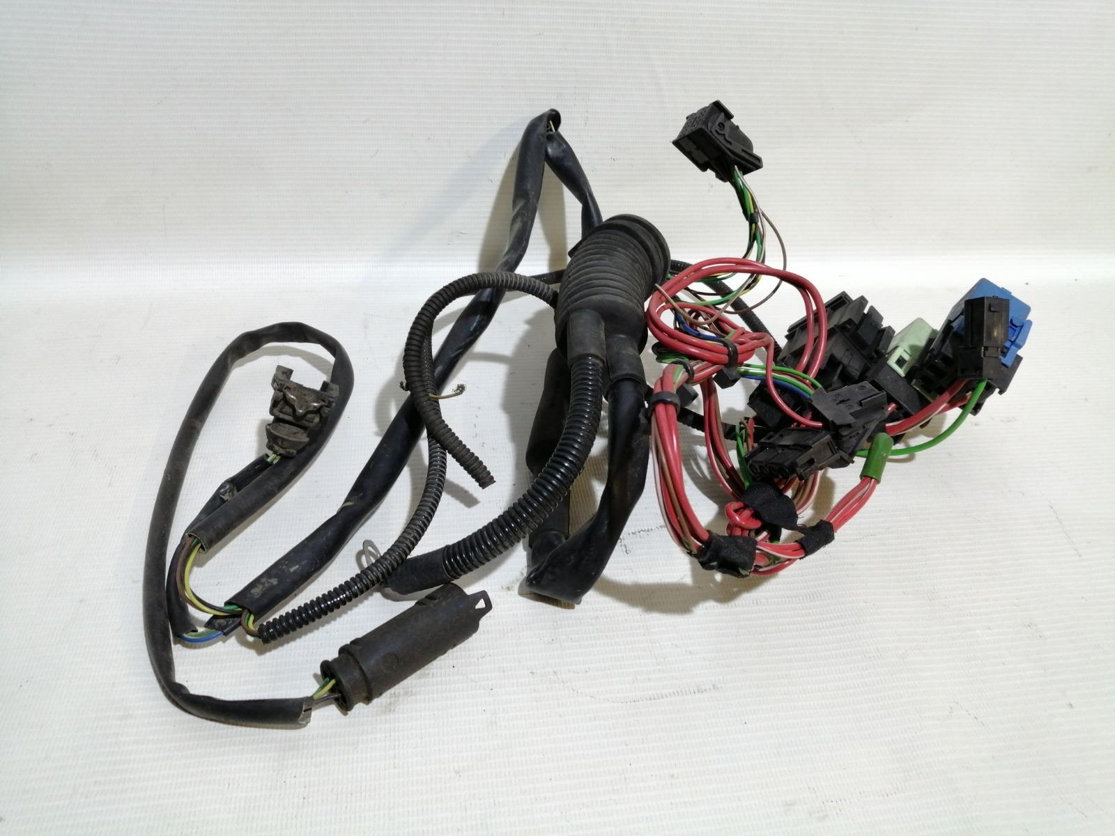 Проводка блока управления Bmw 3-Series E46 M43 1998