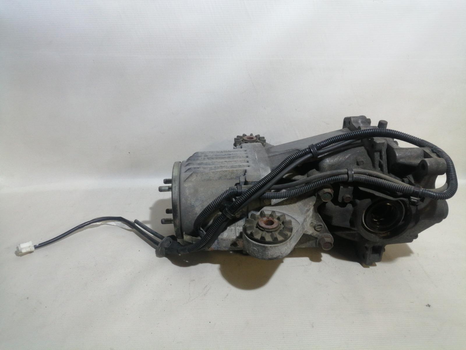 Редуктор Mitsubishi Galant Fortis CY4A 4B11 2007 задний