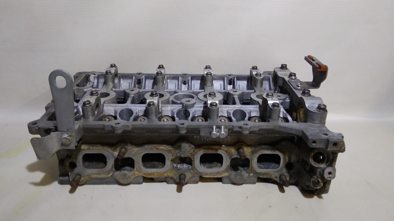 Головка блока цилиндров Mitsubishi Lancer CY3A 4B10 2008