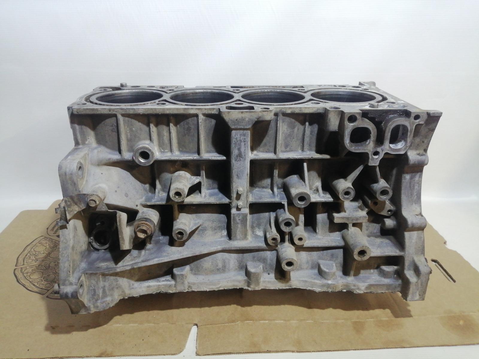 Блок цилиндров Mitsubishi Lancer CY3A 4B10 2008