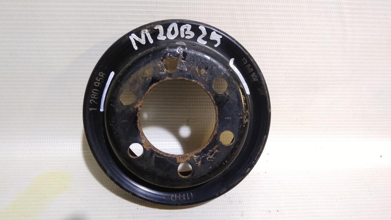 Шкив коленвала Bmw 5-Series E39 M52B25 1995