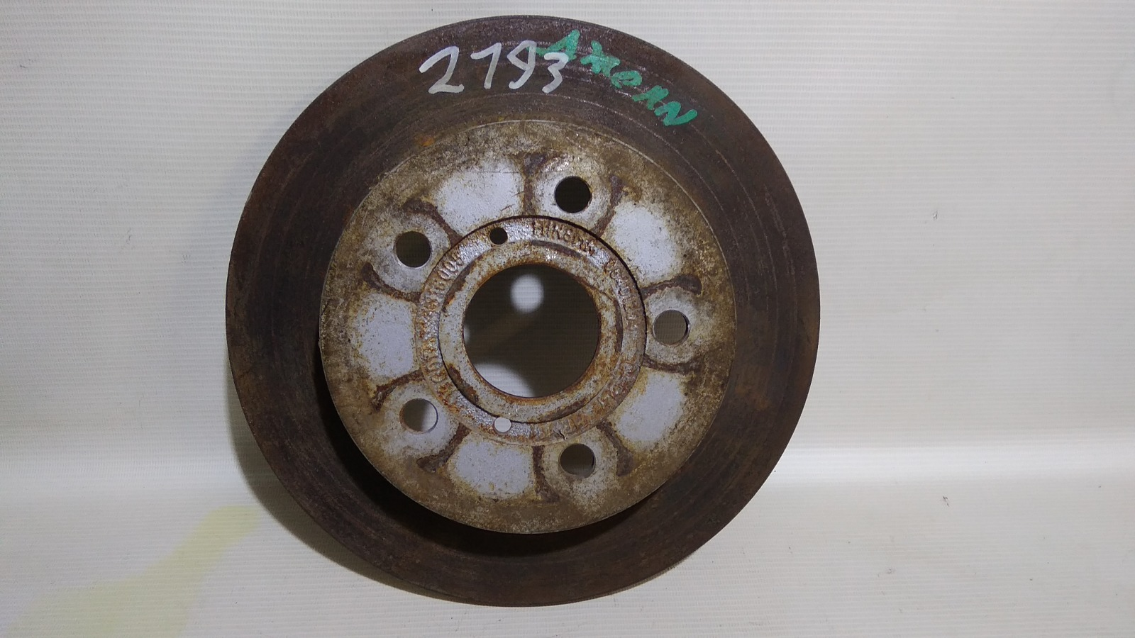 Диск тормозной Geely Emgrand Ec7 FE-1 JL4G18 2008> задний