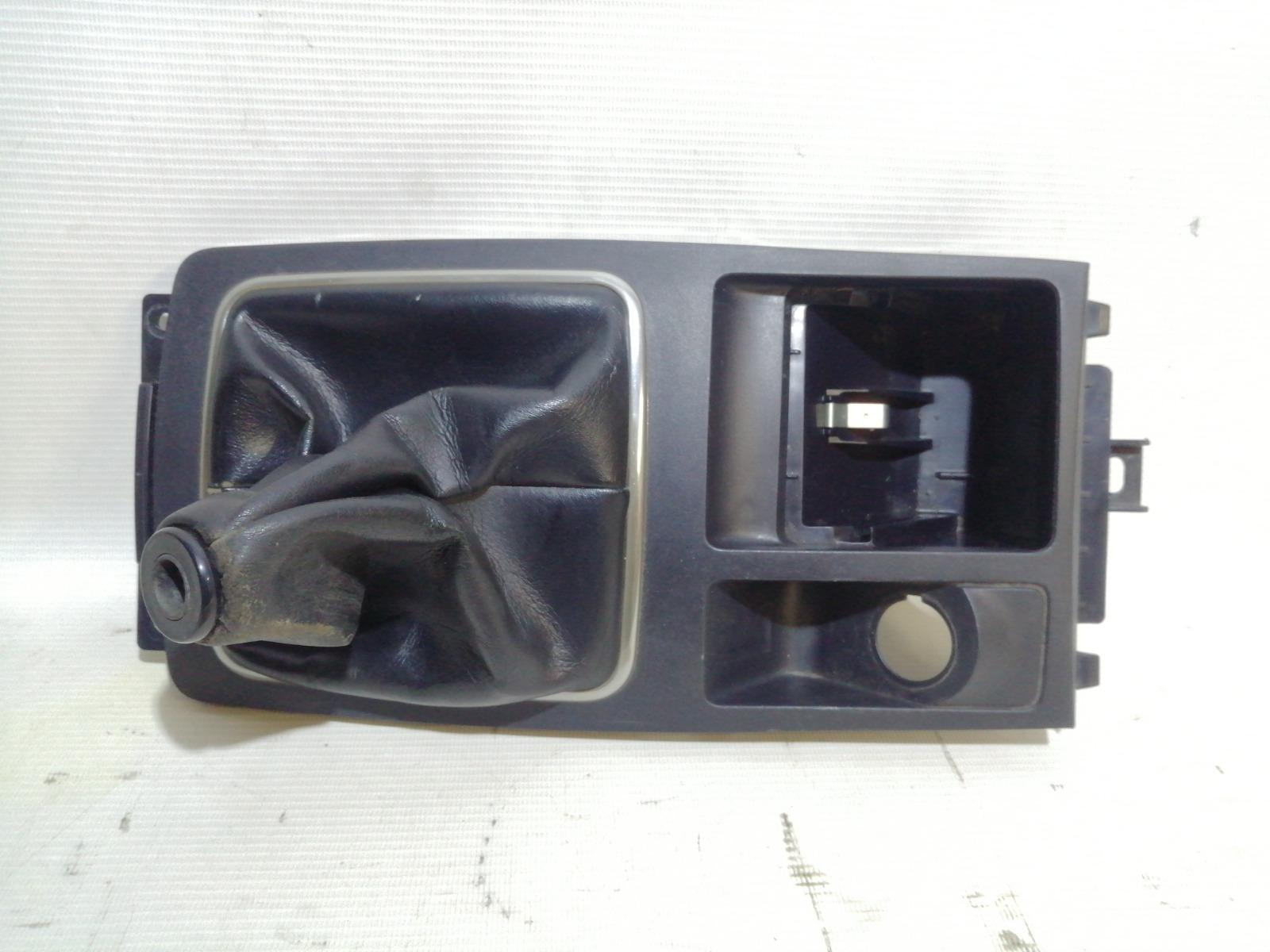Накладка на кулису Mitsubishi Lancer CY3A 4B10 2008