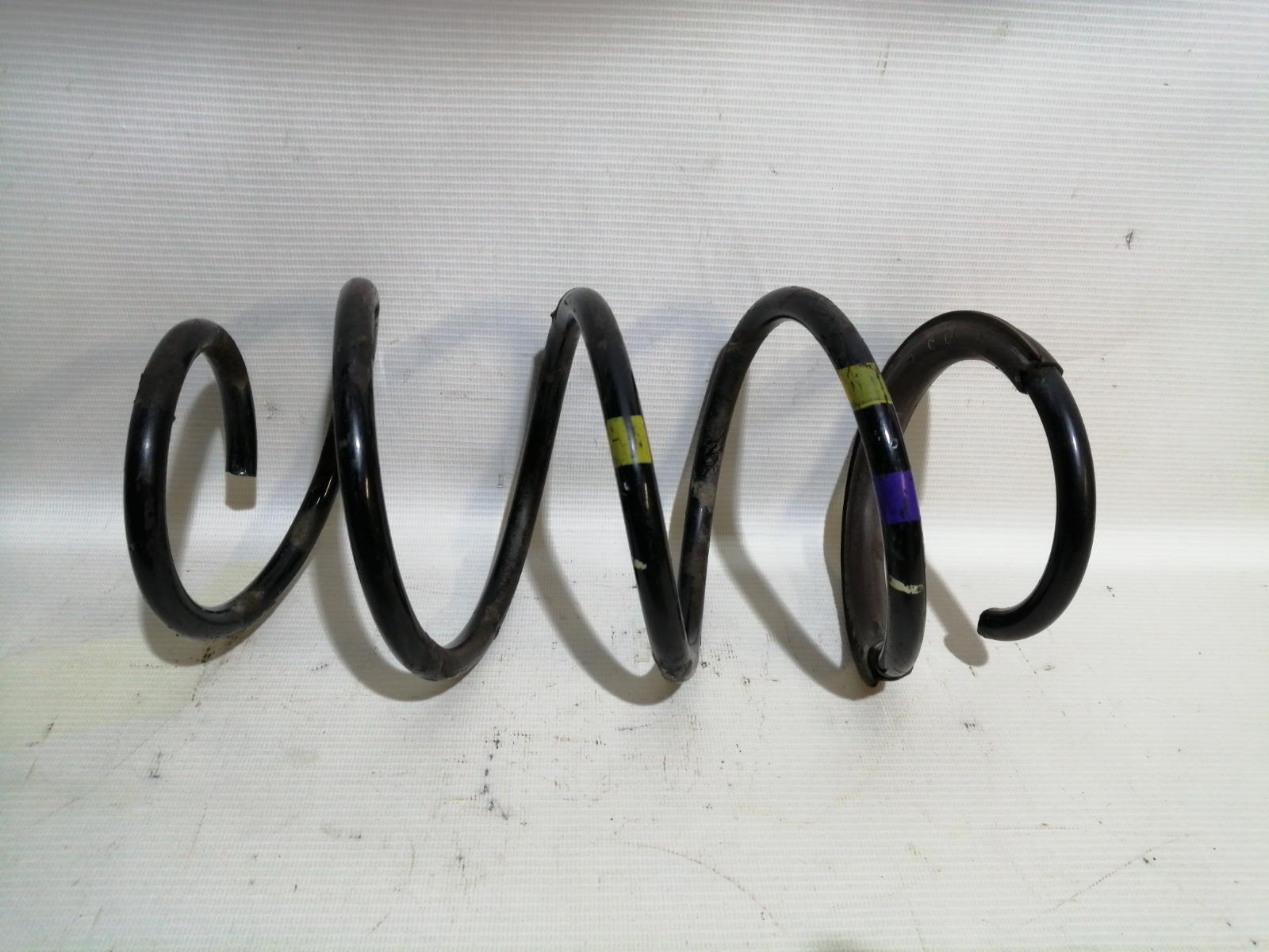 Пружина подвески Kia Rio UB G4FC 2011> передняя