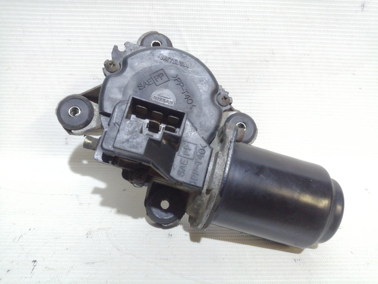 Мотор стеклоочистителя Nissan Pulsar FN15 GA15DE 1999 передний