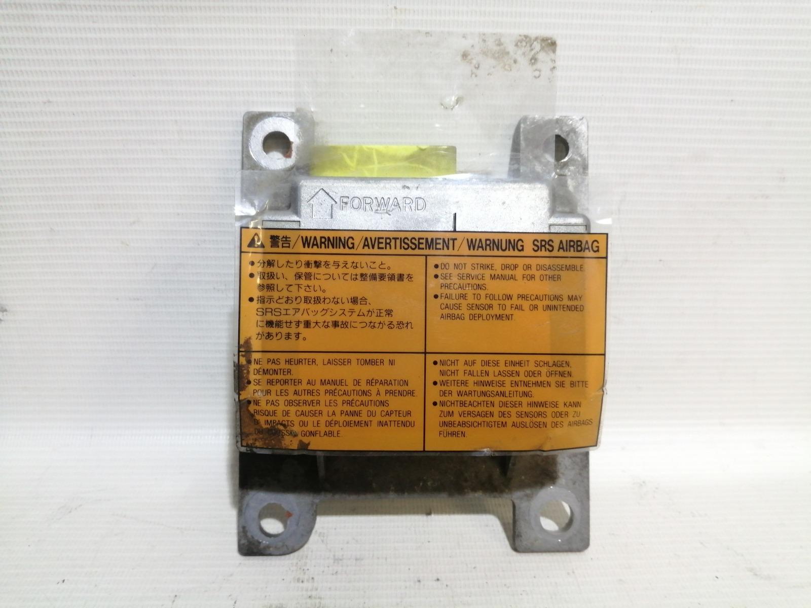 Блок управления airbag Nissan Pulsar FN15 GA15DE 1999