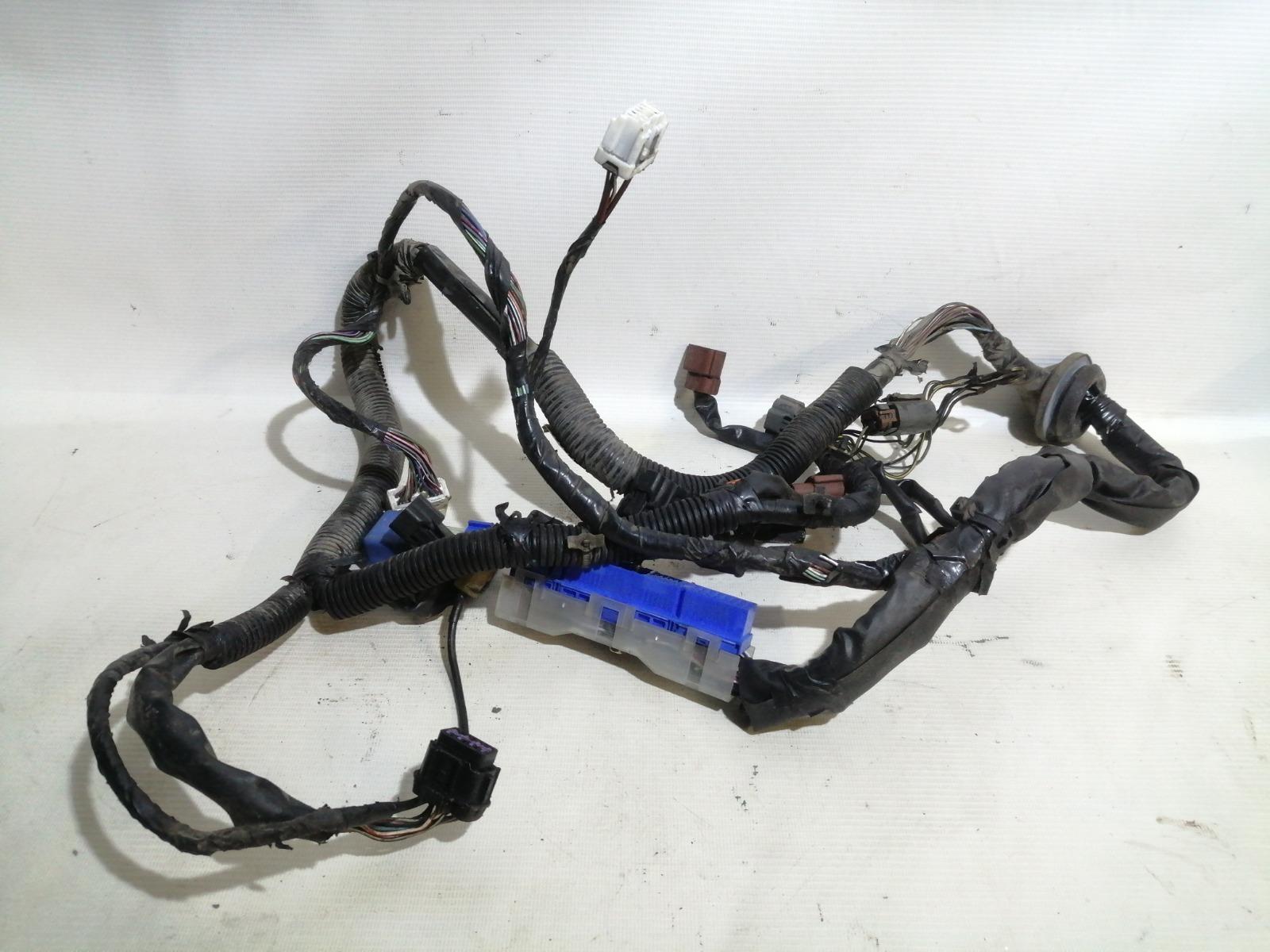 Проводка двс Nissan Pulsar FN15 GA15DE 1999
