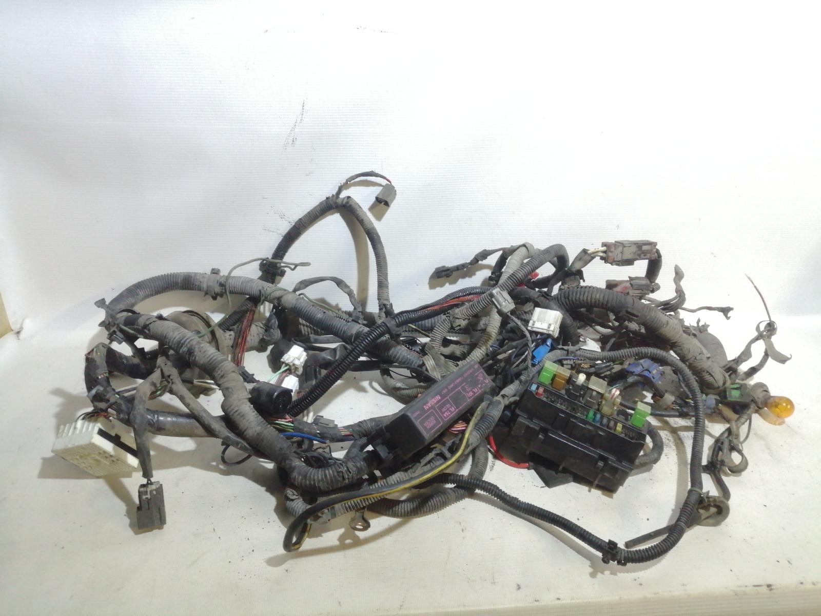 Проводка (коса) подкапотная Nissan Pulsar FN15 GA15DE 1999