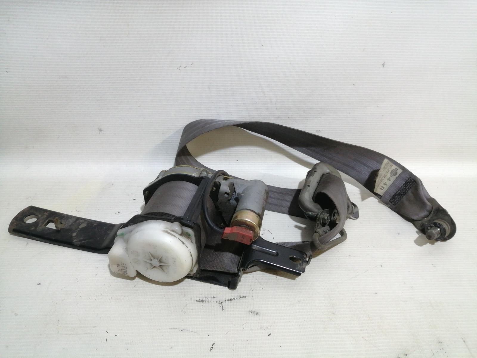 Ремень безопасности Nissan Pulsar FN15 GA15DE 1999 передний правый