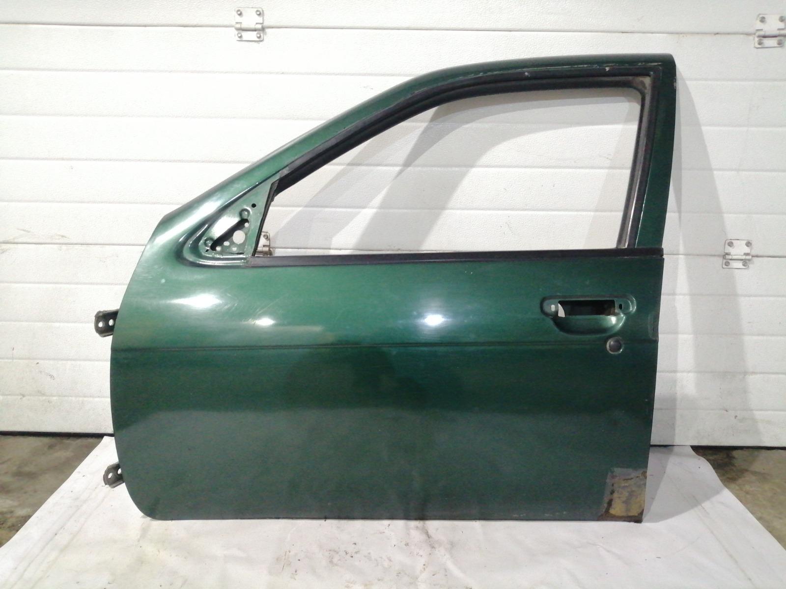 Дверь Nissan Pulsar FN15 GA15DE 1999 передняя левая