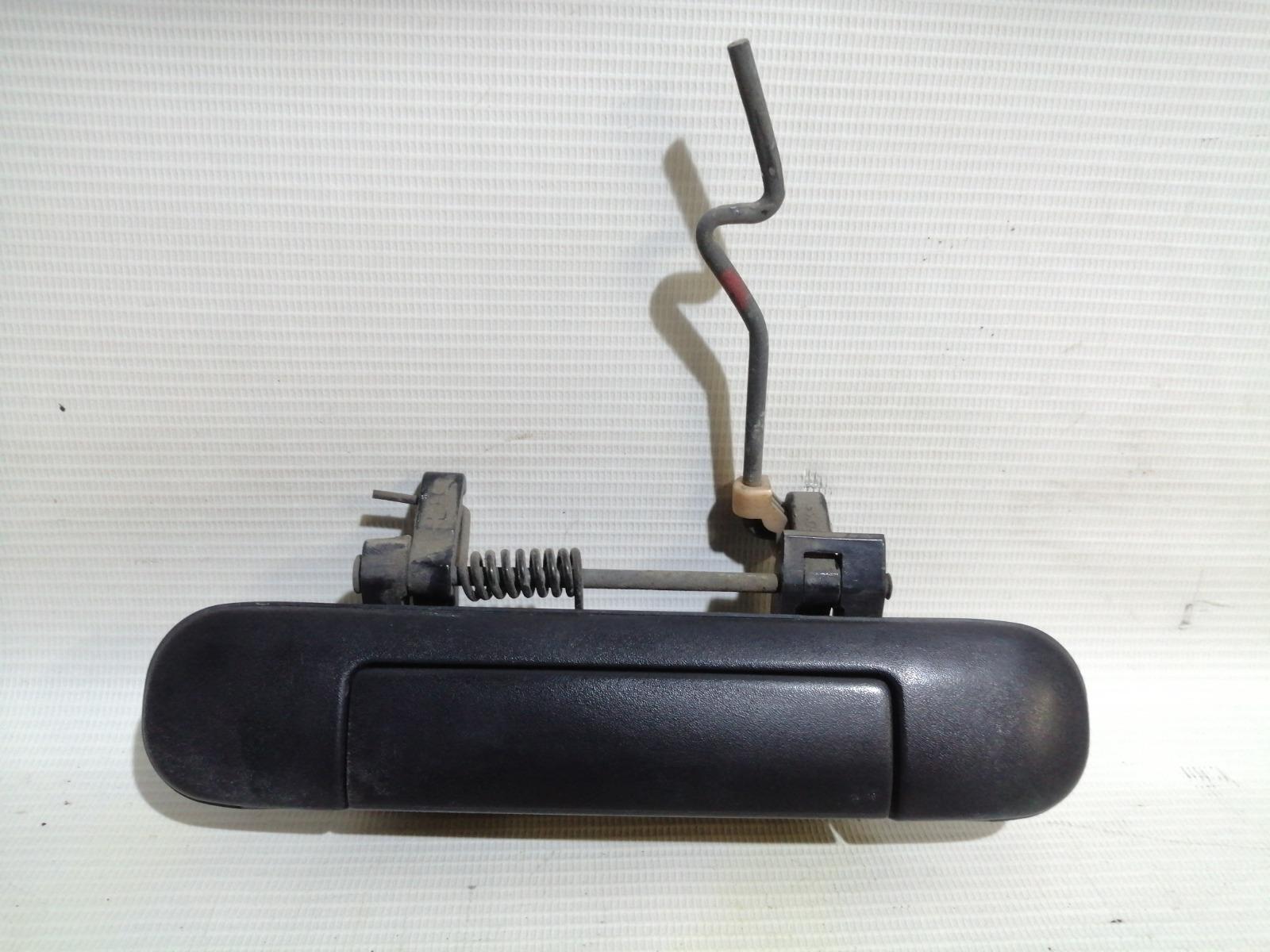 Ручка двери внешняя Nissan Pulsar FN15 GA15DE 1999 задняя левая