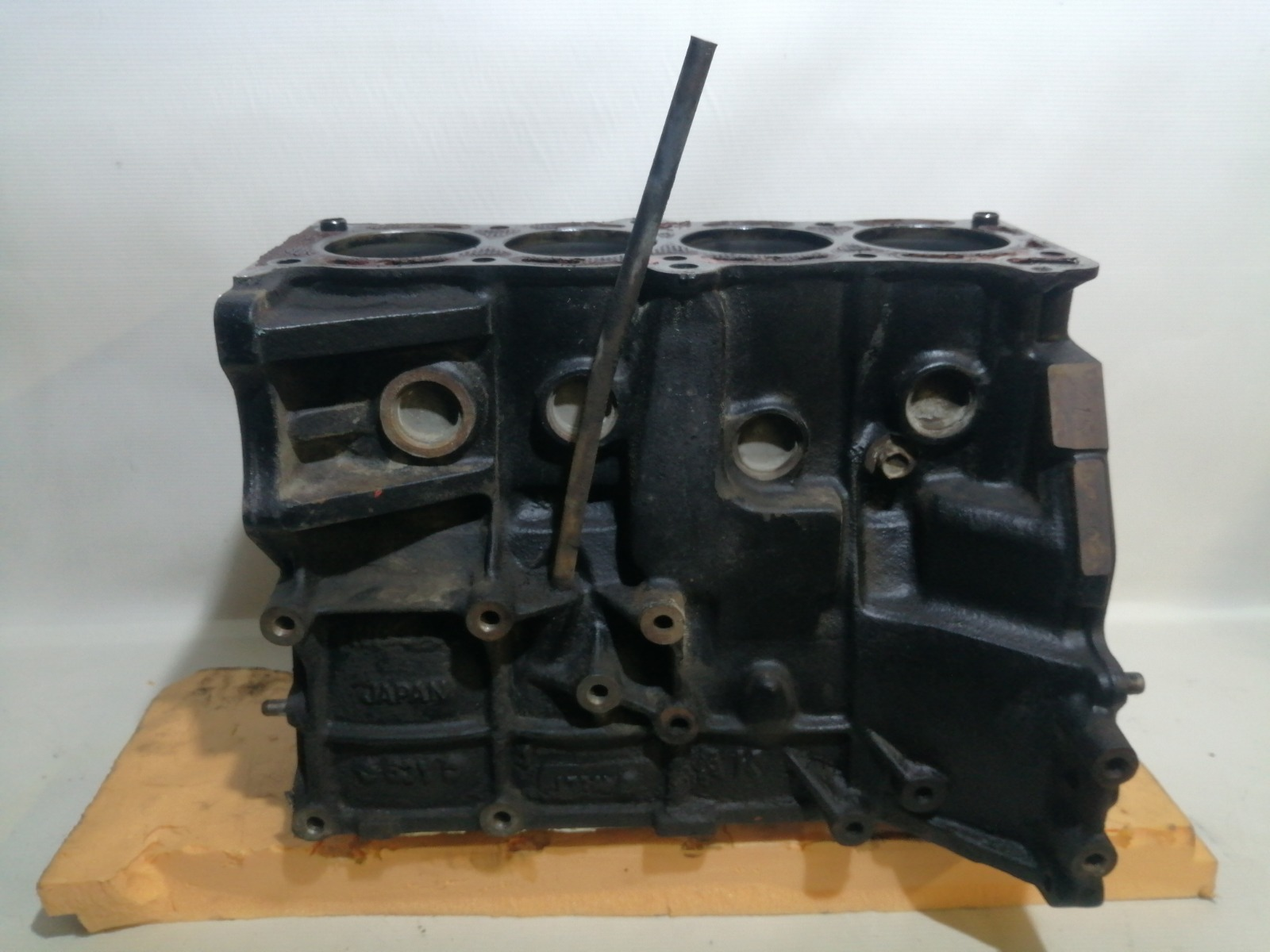 Блок цилиндров Nissan Pulsar FN15 GA15DE 1999