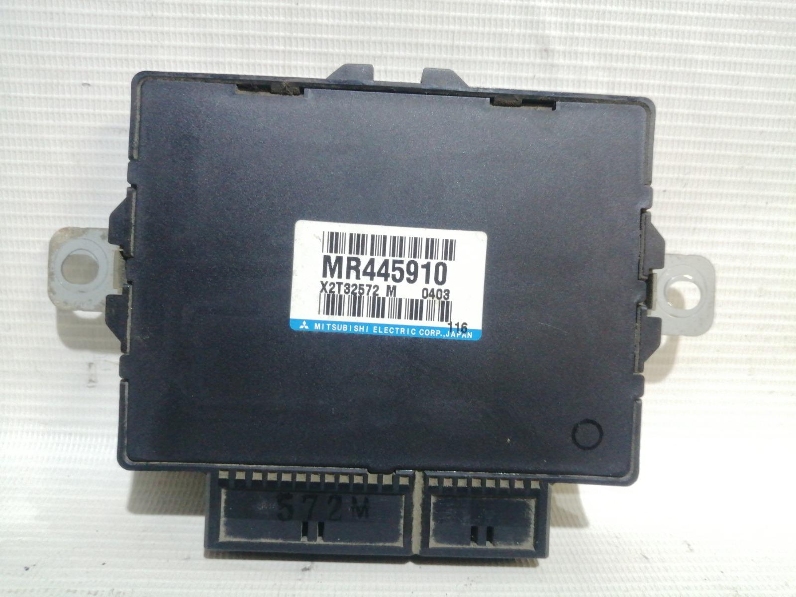Блок управления abs Mitsubishi Mirage CM2A 4G15 2000