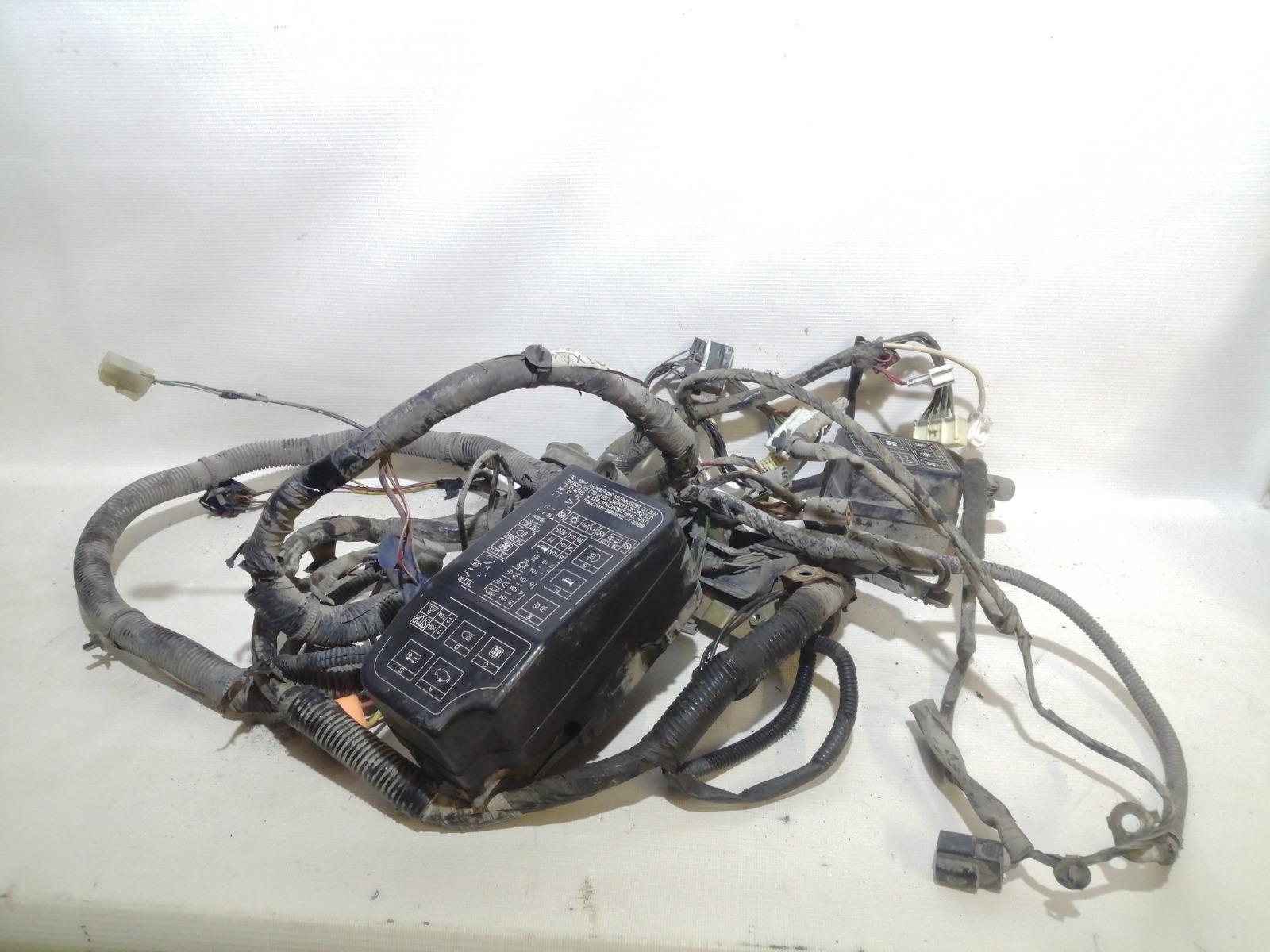 Проводка (коса) подкапотная Mitsubishi Mirage CM2A 4G15 2000