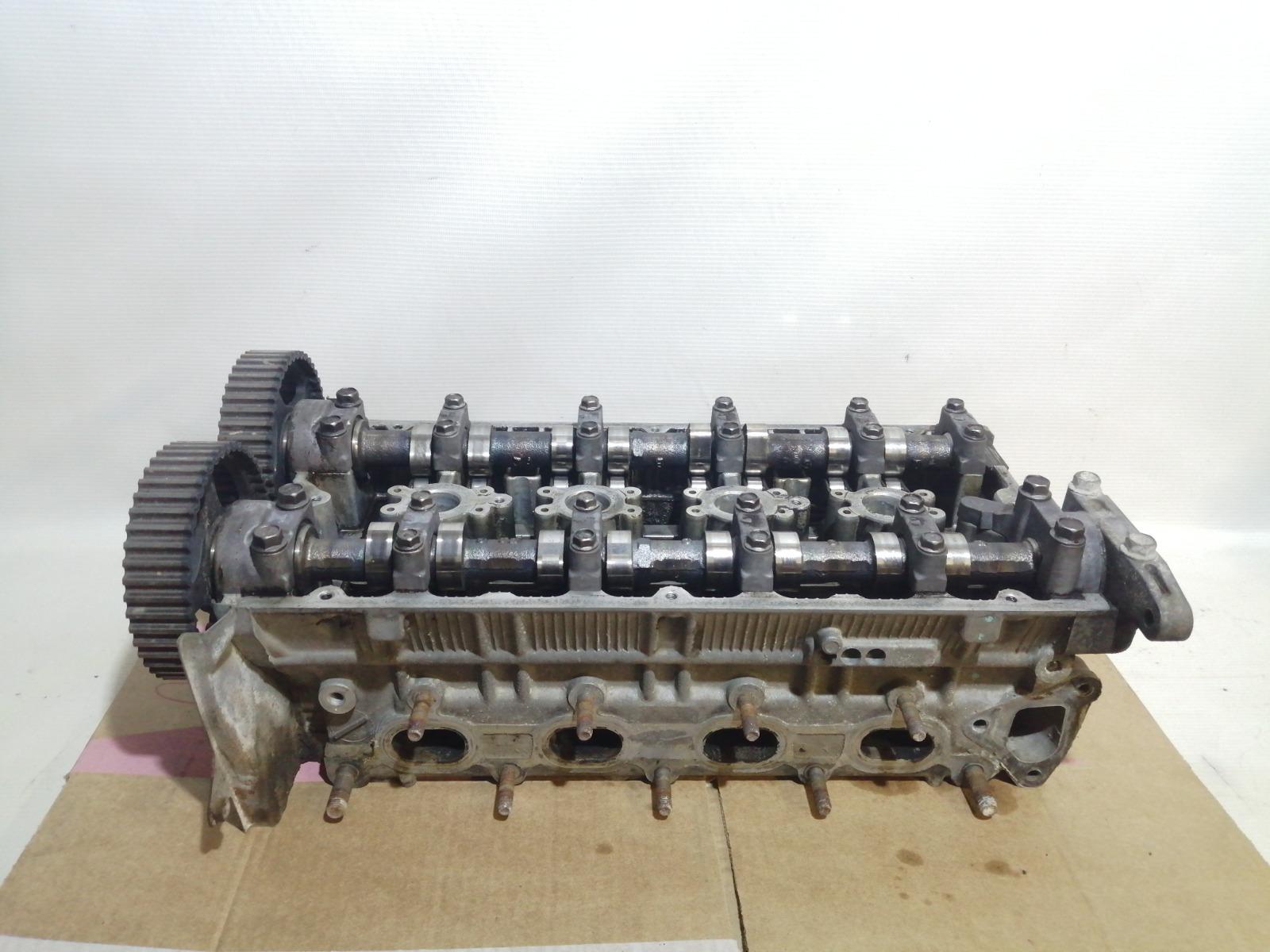 Головка блока цилиндров Mitsubishi Mirage CM2A 4G15 2000