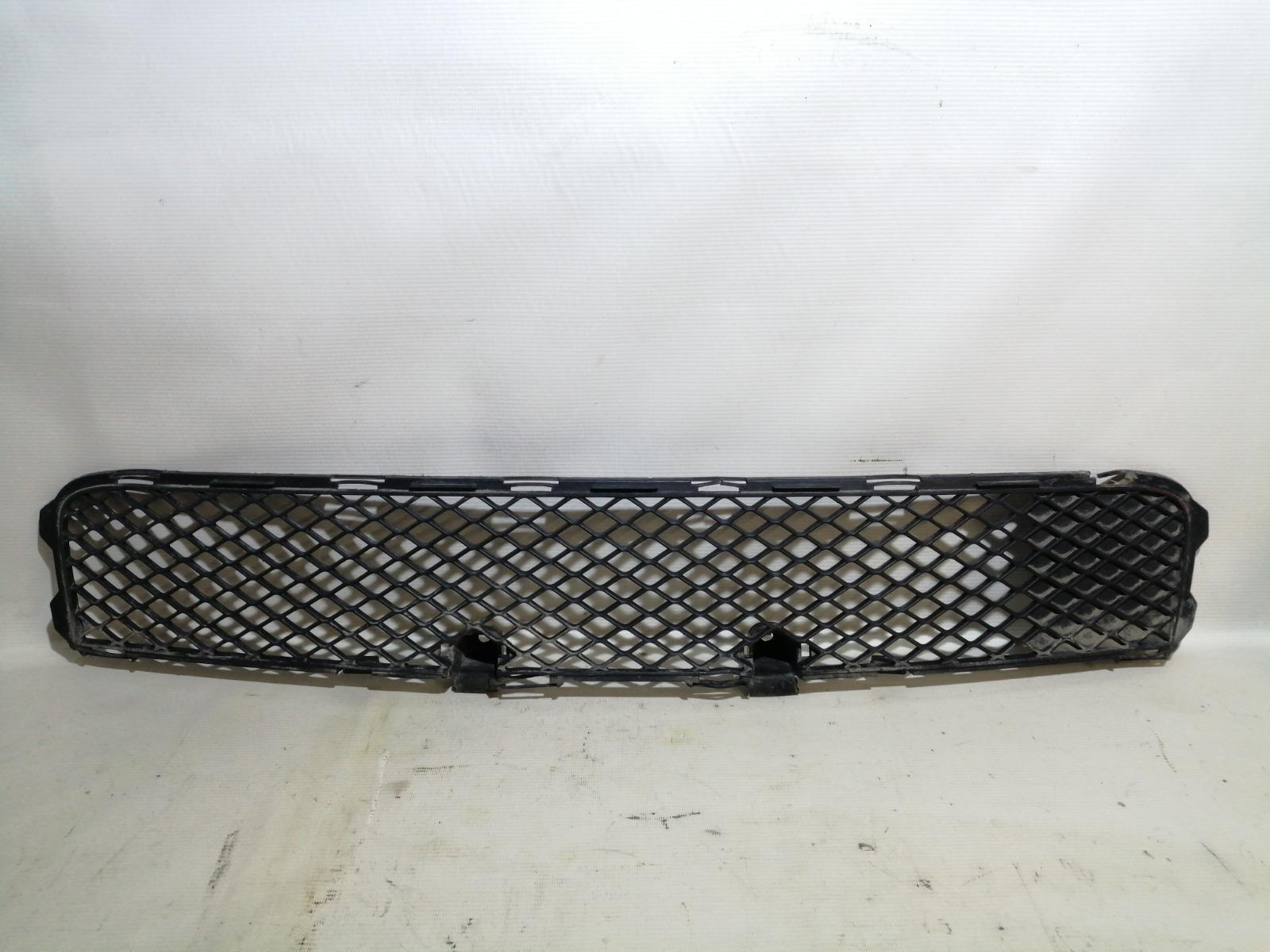 Решетка в бампер Mitsubishi Lancer CY4A 4B11 2008 передняя