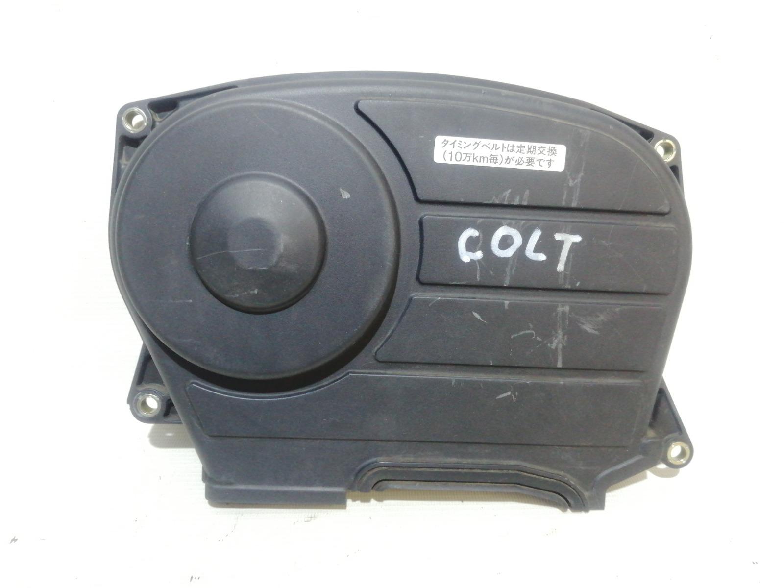 Крышка ремня грм Mitsubishi Colt Z27A 4G15 2004 верхняя