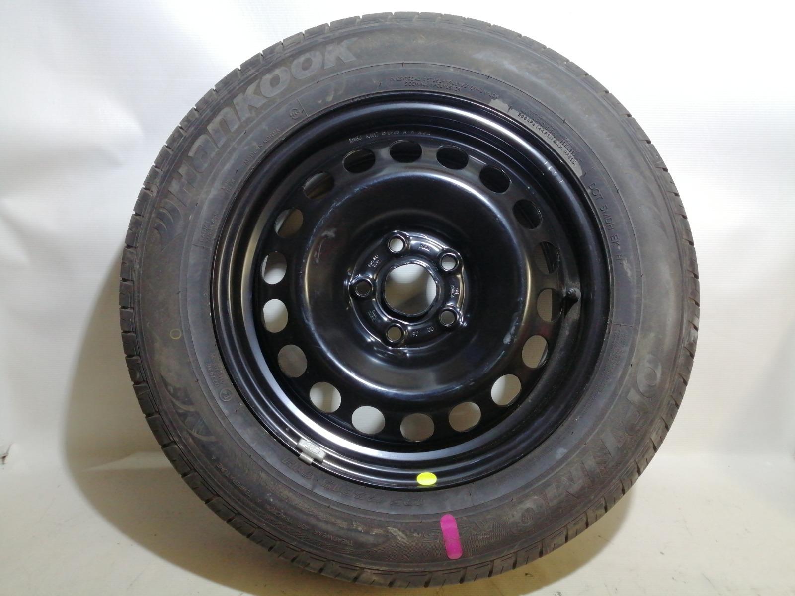 Колесо запасное Chevrolet Aveo T300 F16D4 2013