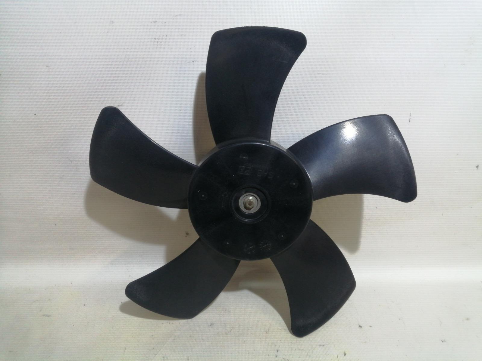 Вентилятор охлаждения радиатора Mazda Mazda 3 BL Z6 2009 левый