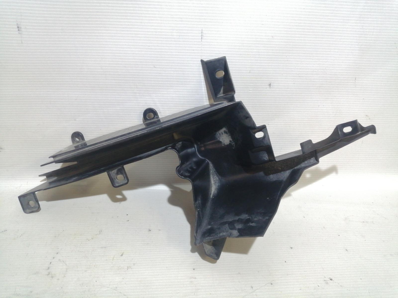 Воздуховод радиатора Mazda Mazda 3 BL Z6 2009 левый