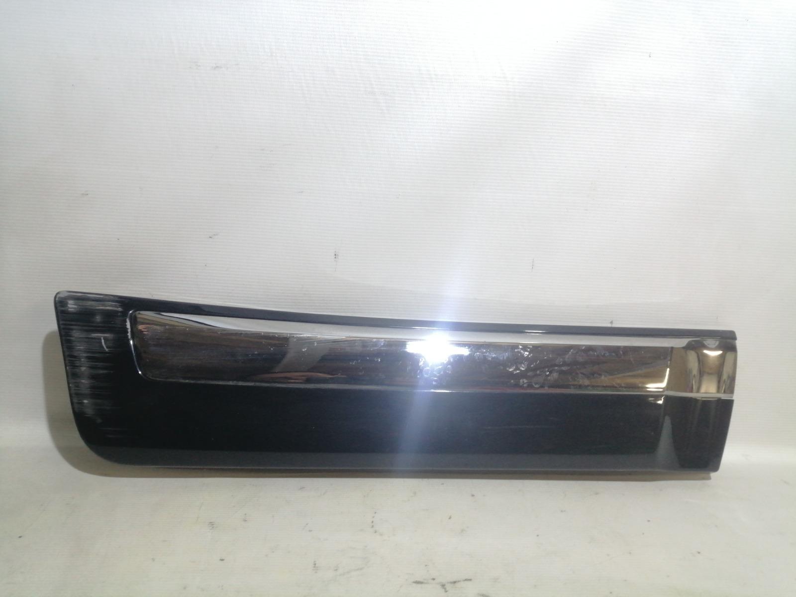Накладка на дверь Toyota Land Cruiser UZJ200 2UZ-FE 2007 задняя правая