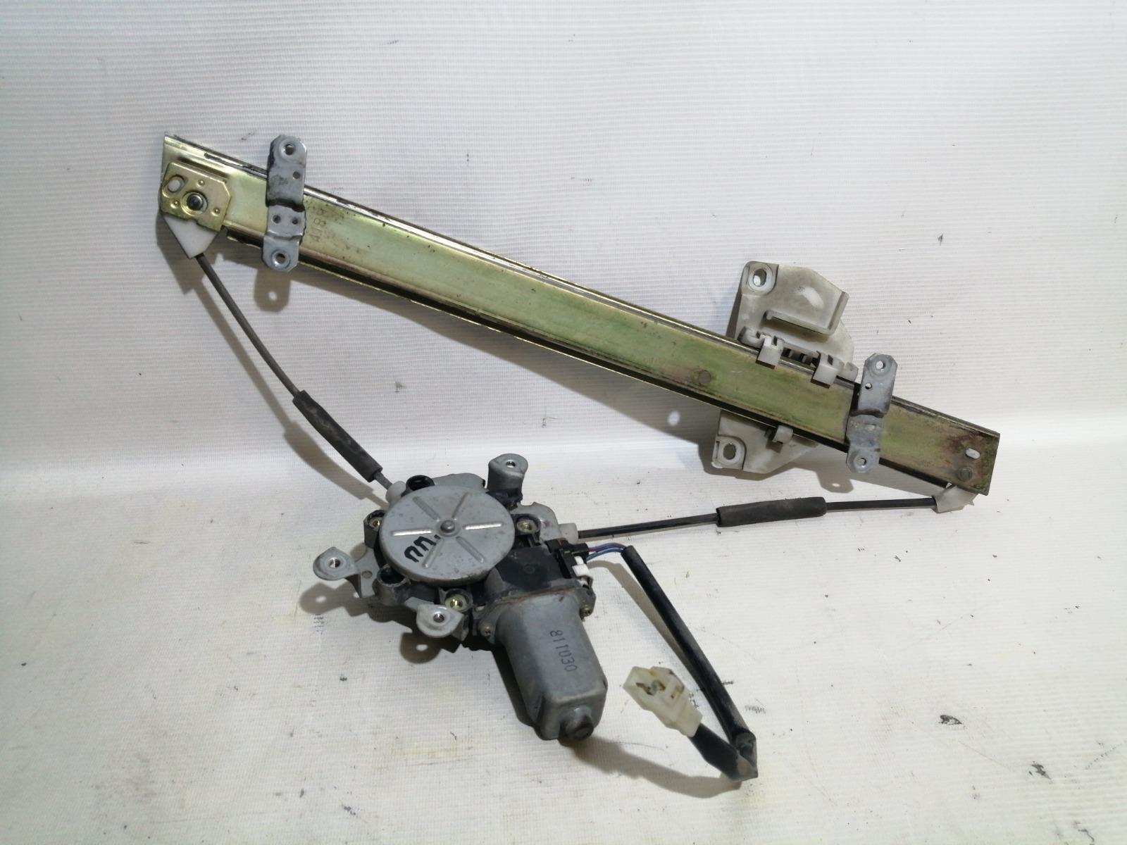 Стеклоподъемник Mitsubishi Lancer CK5A 4G93 1998 передний правый