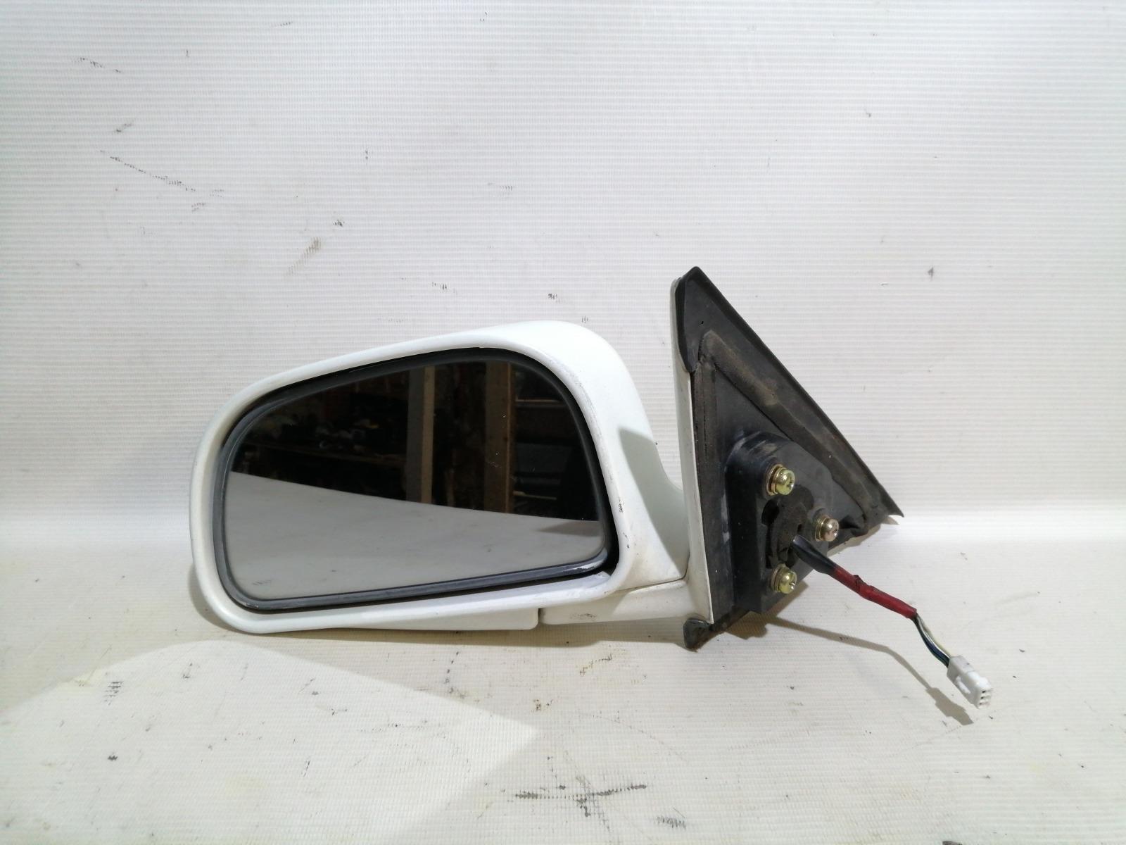 Зеркало заднего вида боковое Mitsubishi Lancer CK5A 4G93 1998 левое