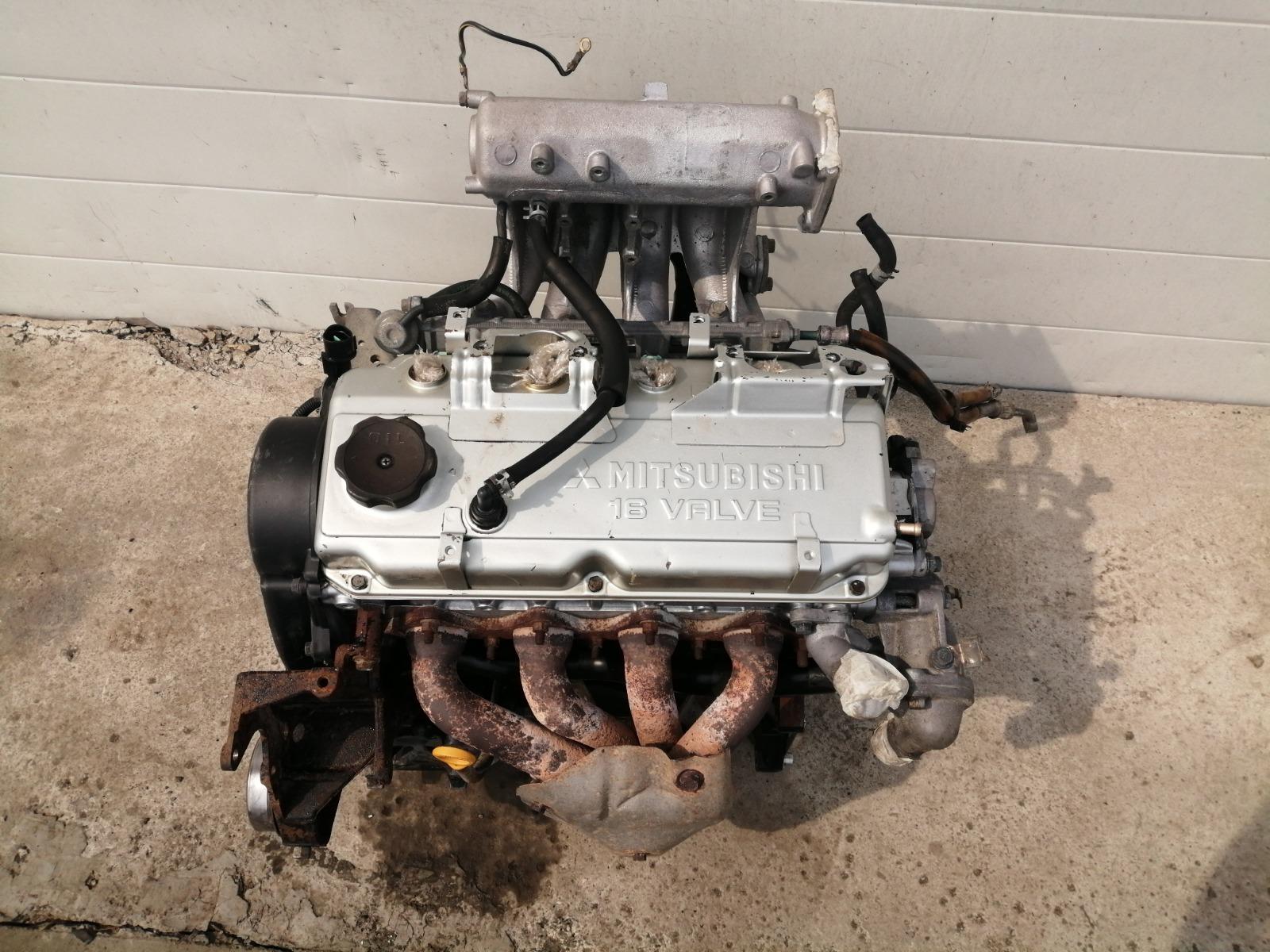 Двигатель Mitsubishi Lancer CK5A 4G93 1998