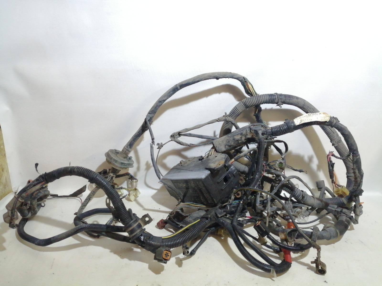 Проводка (коса) подкапотная Mitsubishi Lancer CK5A 4G93 1998