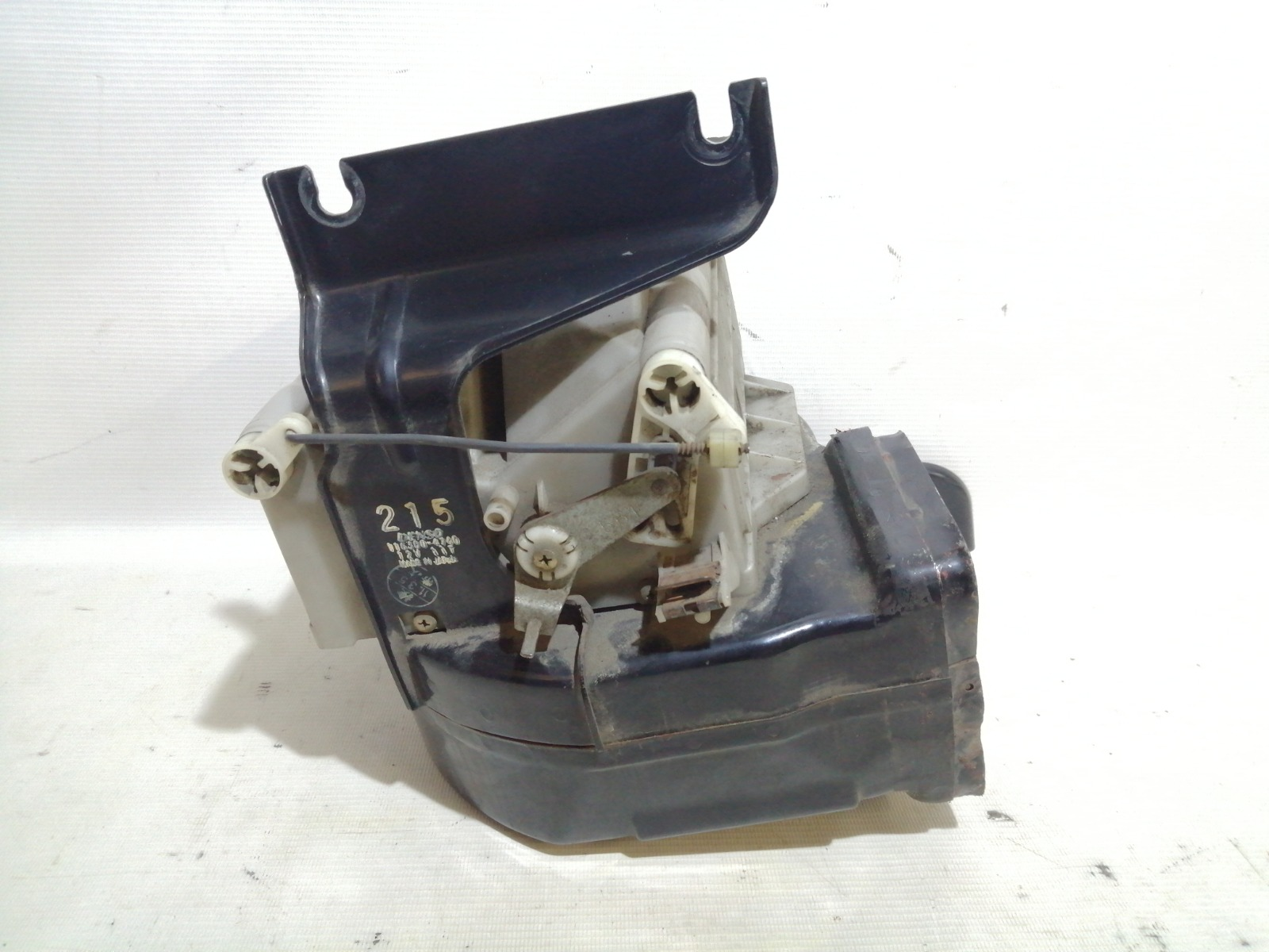 Корпус моторчика печки Mitsubishi Lancer CK5A 4G93 1998