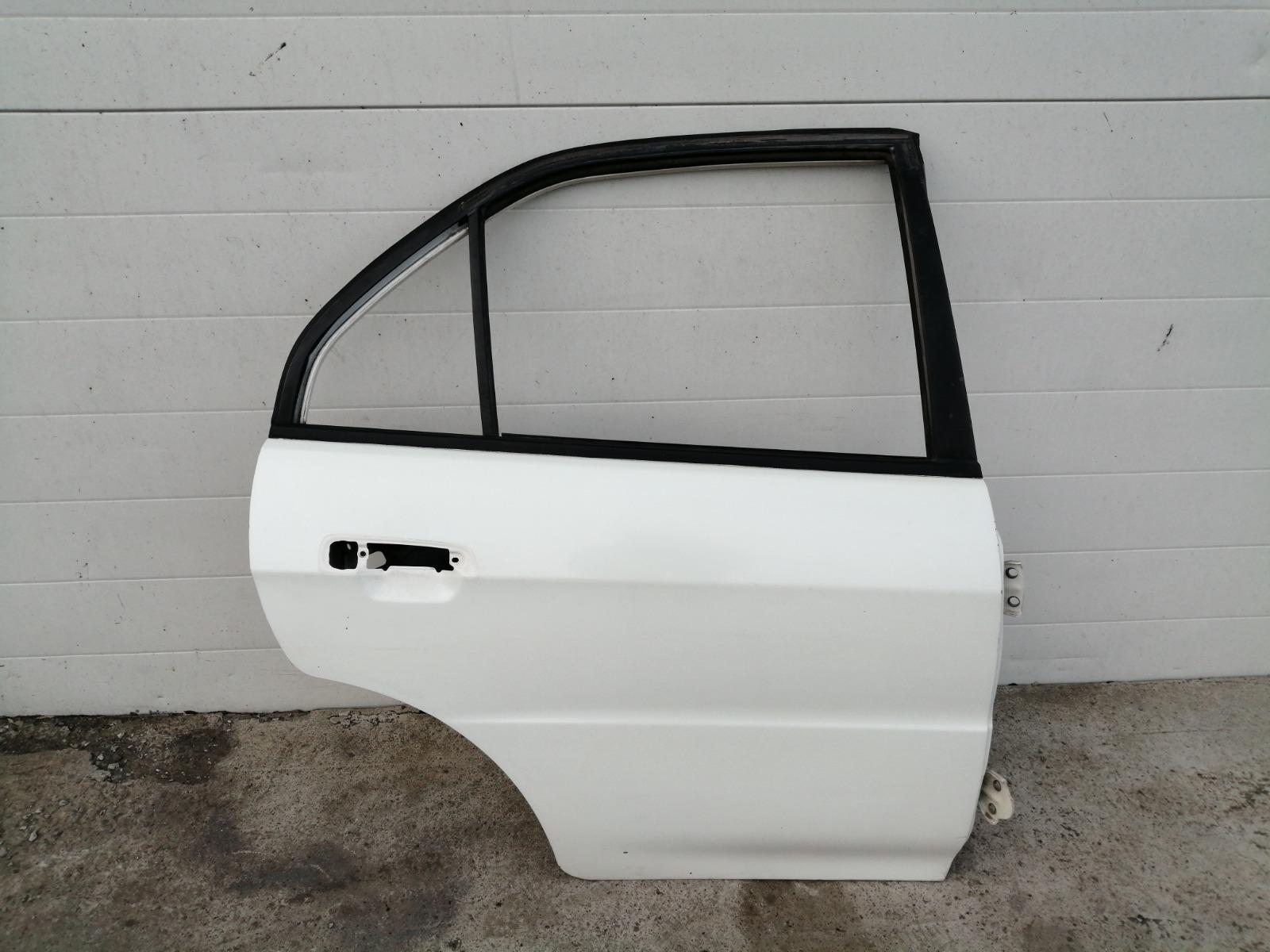 Дверь Mitsubishi Lancer CK5A 4G93 1998 задняя правая