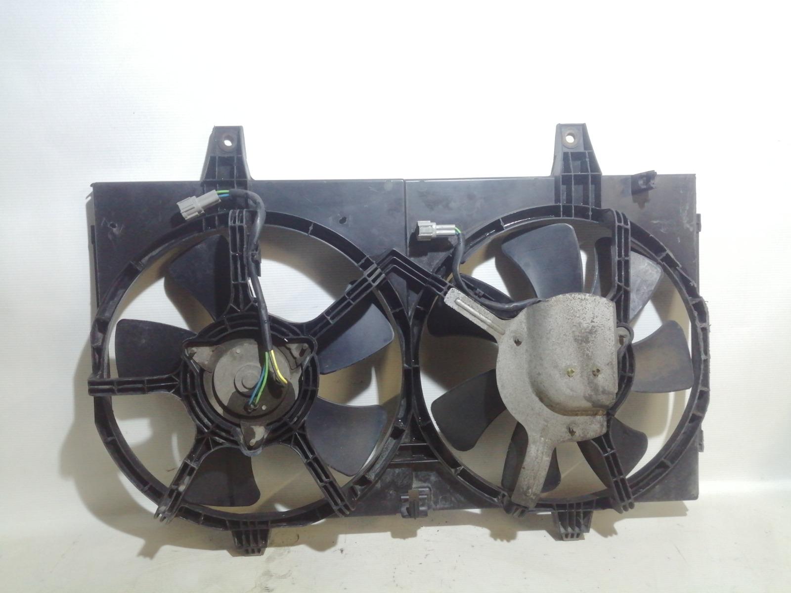 Диффузор радиатора Nissan Cefiro A33 VQ20DE 1999