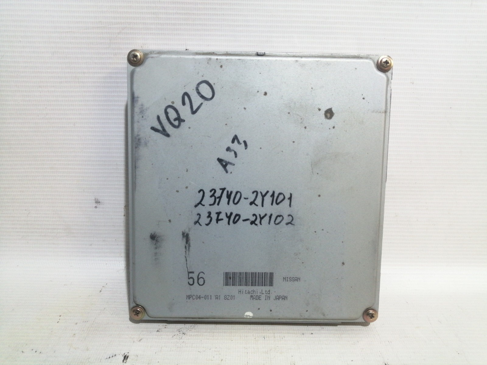Блок управления двс Nissan Cefiro A33 VQ20DE 1999