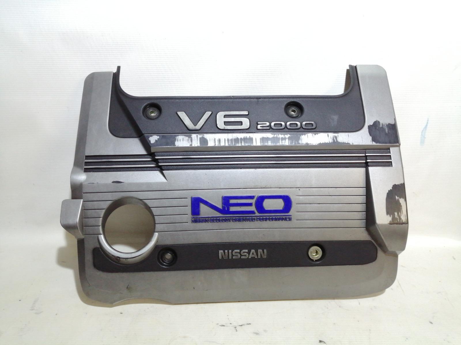 Крышка двигателя Nissan Cefiro A33 VQ20DE 1999