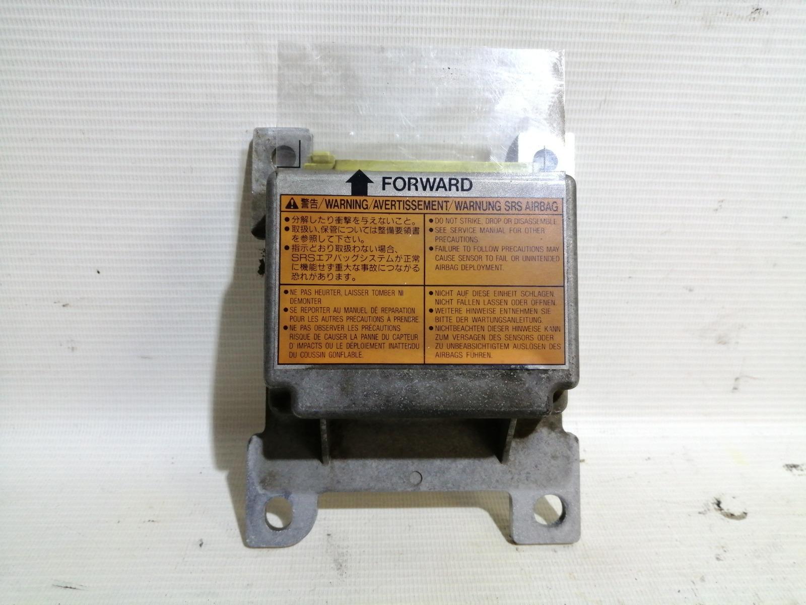 Блок управления airbag Nissan Cefiro A33 VQ20DE 1999