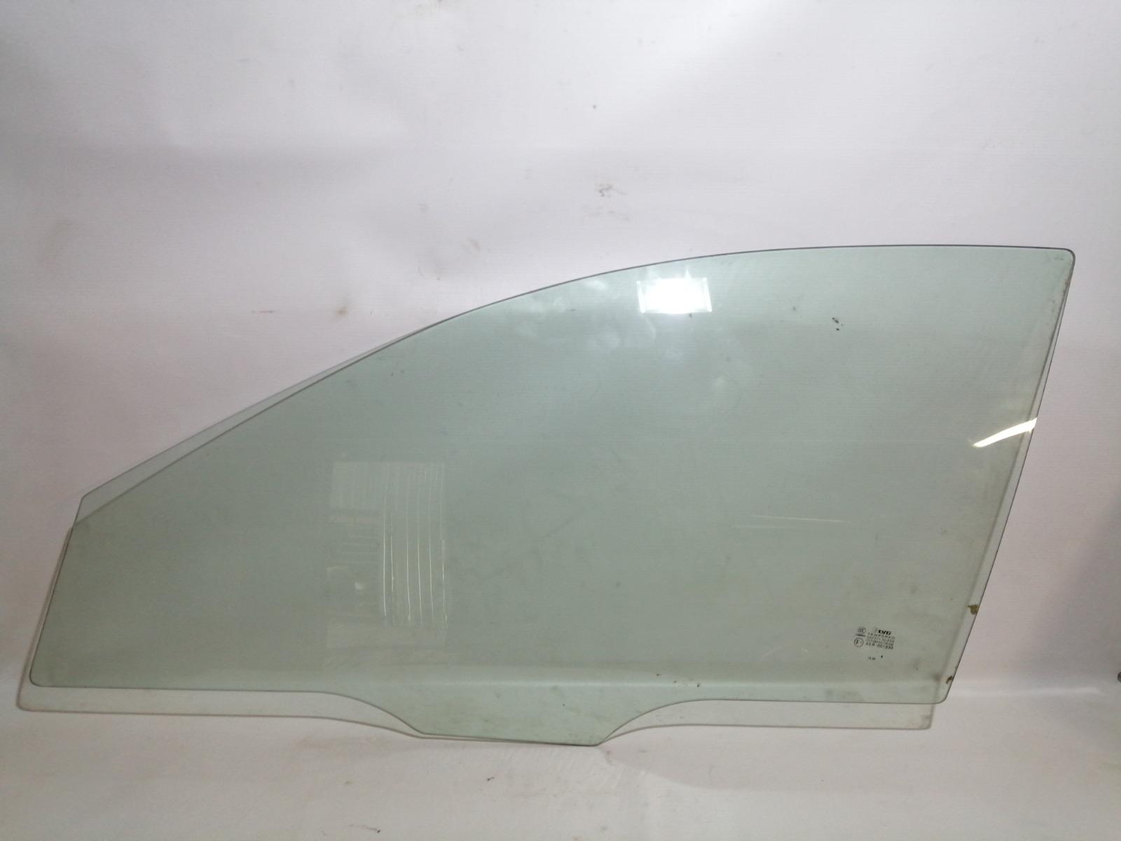 Стекло боковое Honda Accord CL7 K20A 2003 переднее левое