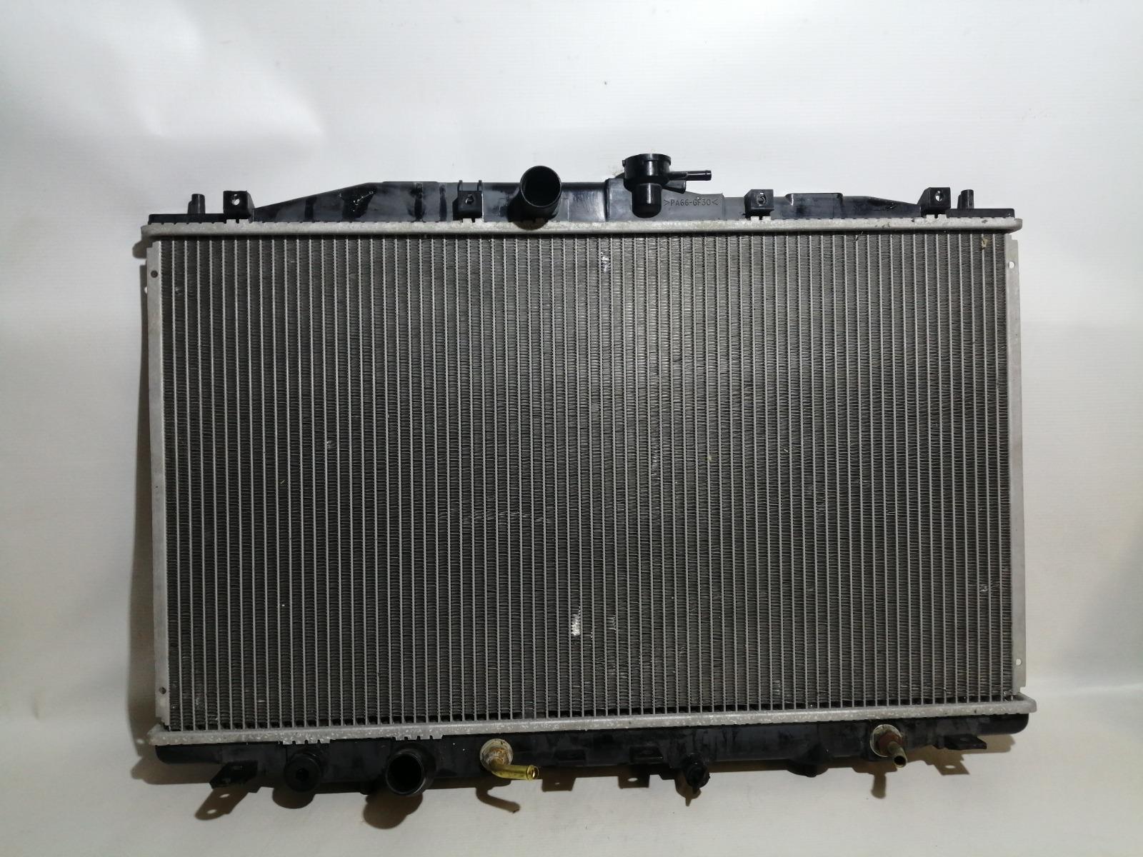 Радиатор охлаждения двигателя Honda Accord CL7 CL7 2003