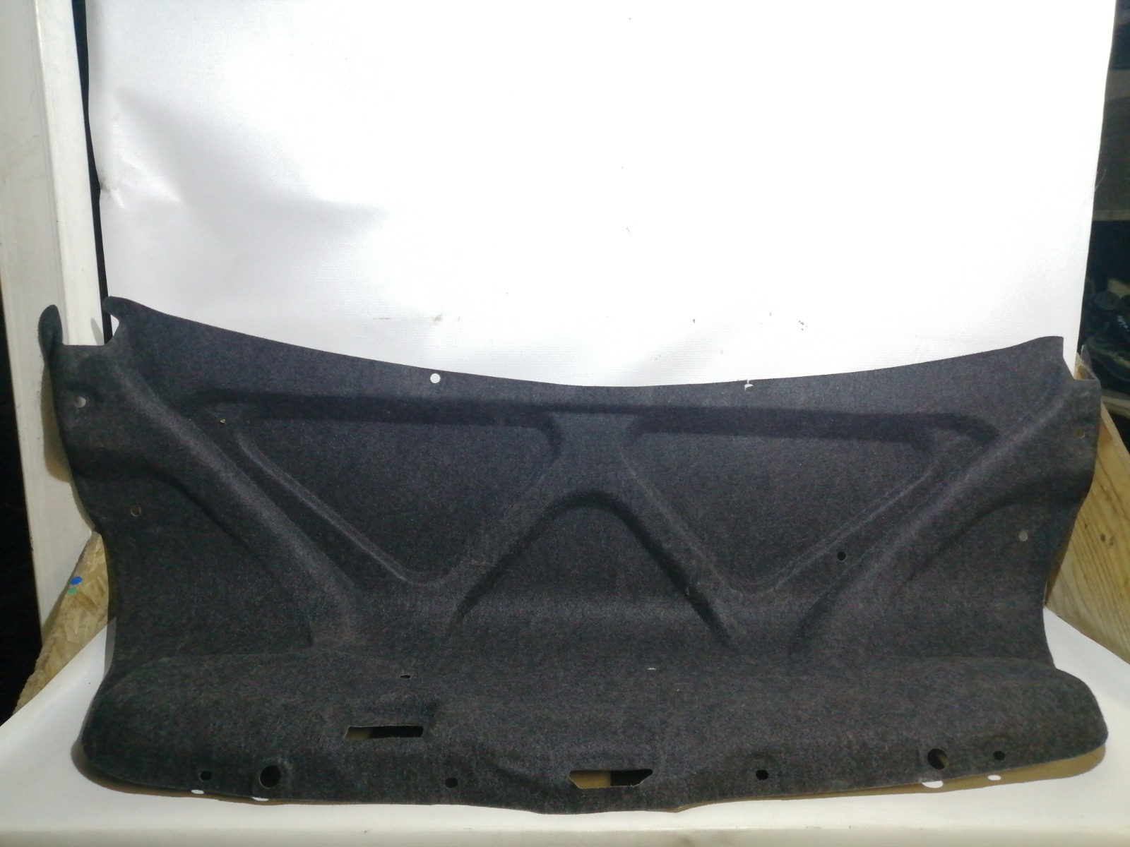 Обшивка крышки багажника Nissan Cefiro A33 VQ20DE 1999