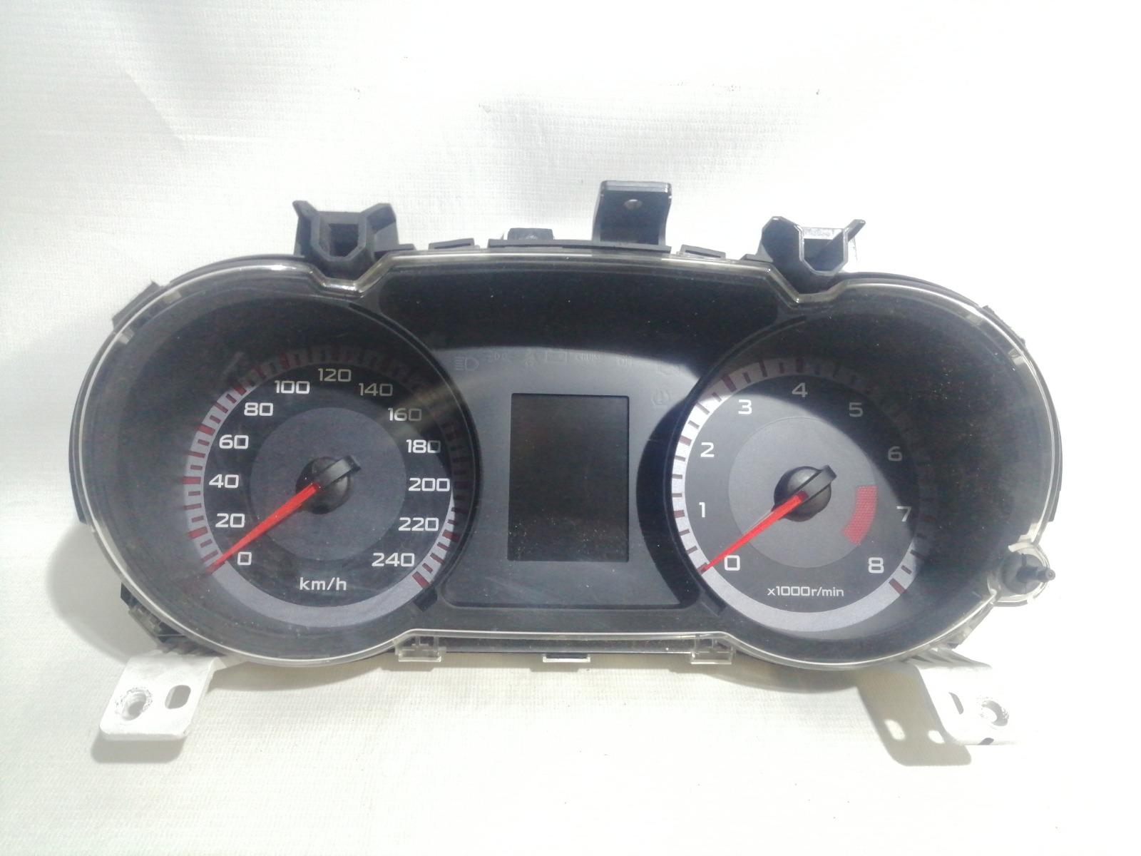 Панель приборов Mitsubishi Lancer CY3A 4B10 2008