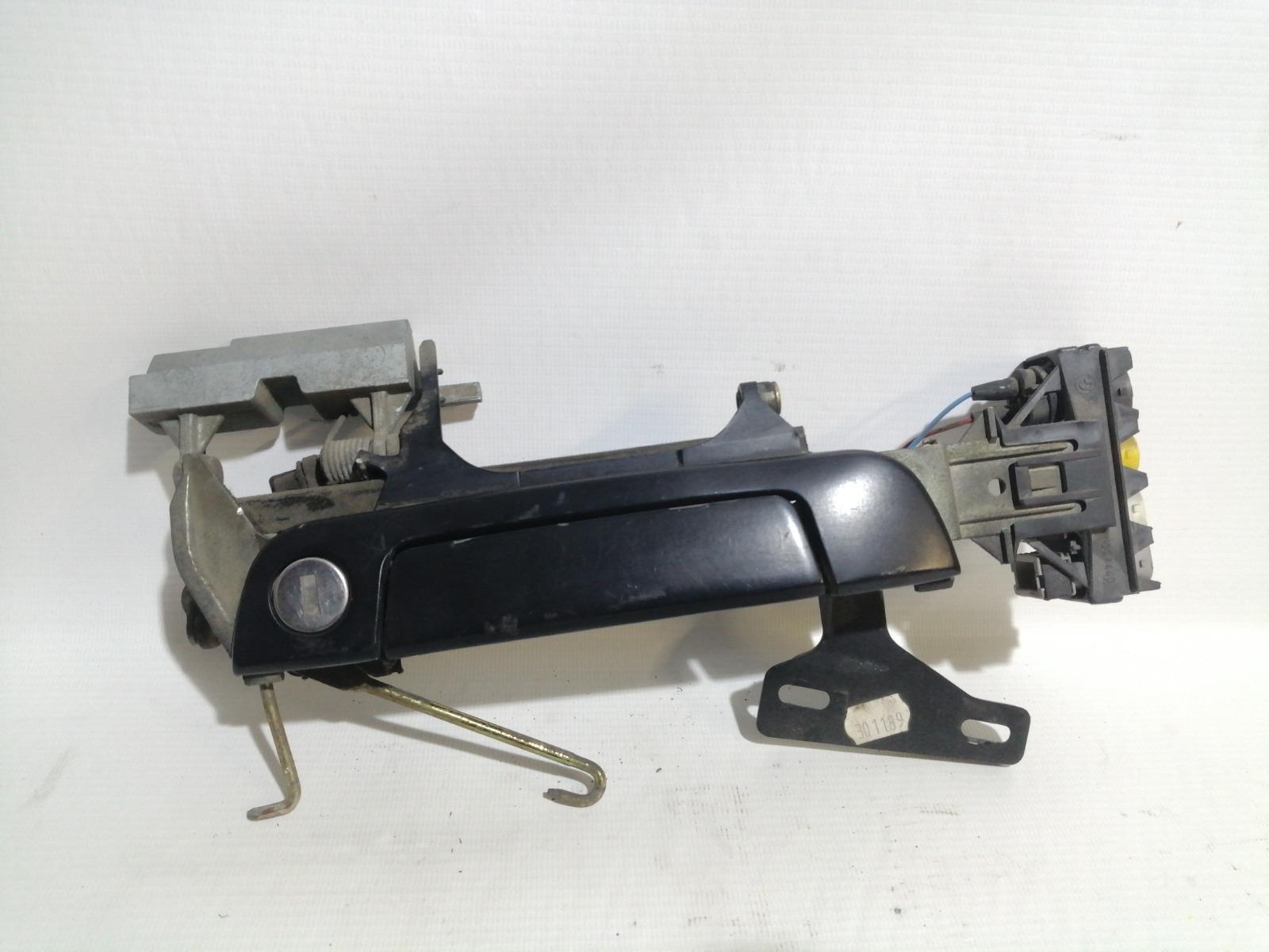 Ручка двери внешняя Bmw 7-Series E32 M20B25 1986 передняя правая