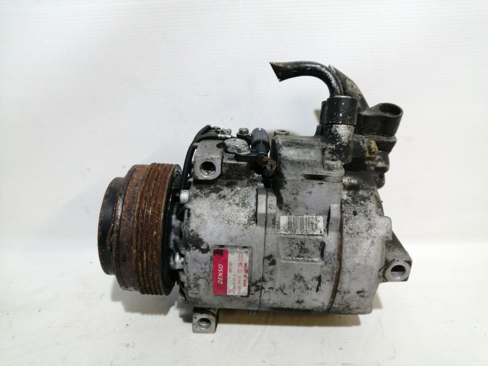 Компрессор кондиционера Bmw 7-Series E38 M62B44 1998
